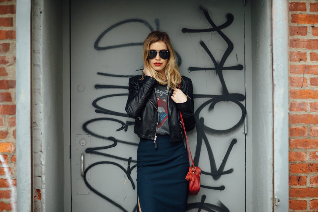 Rent The Runway, Edgy, Rocker style