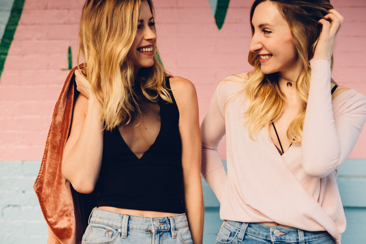 Urban Outfitters, #UOLoveStories, Besties