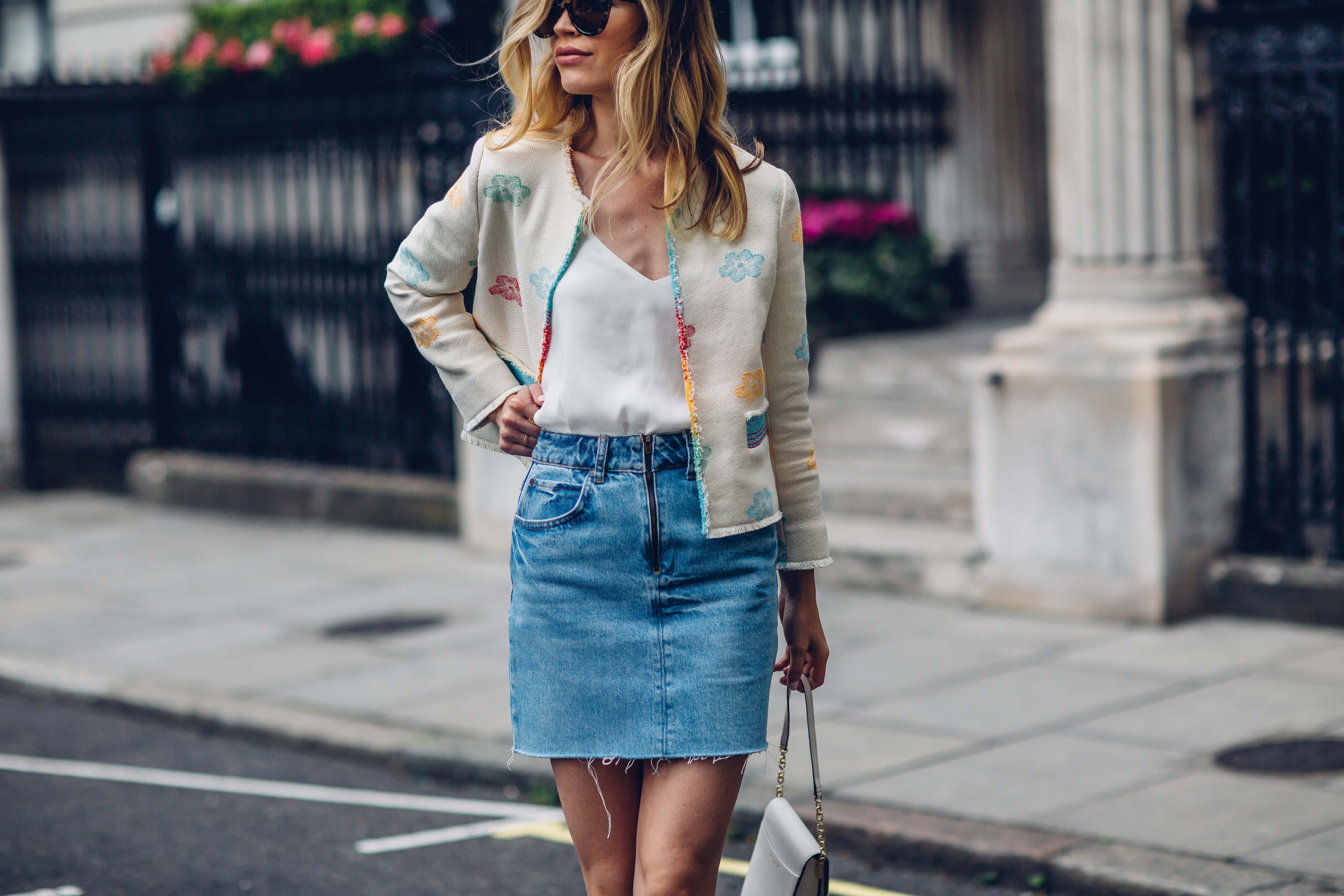 london blogger, ellie mae